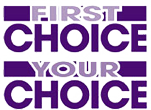 First Choice/Your Choice logo